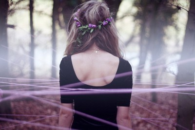 caminar lila