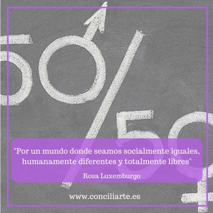 frases conciliarte igualdad